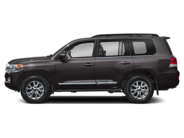 Magnetic Gray Metallic 2019 Toyota Land Cruiser Pictures Land Cruiser 4WD photos side view