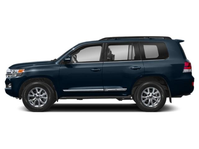 Blue Onyx Pearl 2019 Toyota Land Cruiser Pictures Land Cruiser 4WD photos side view