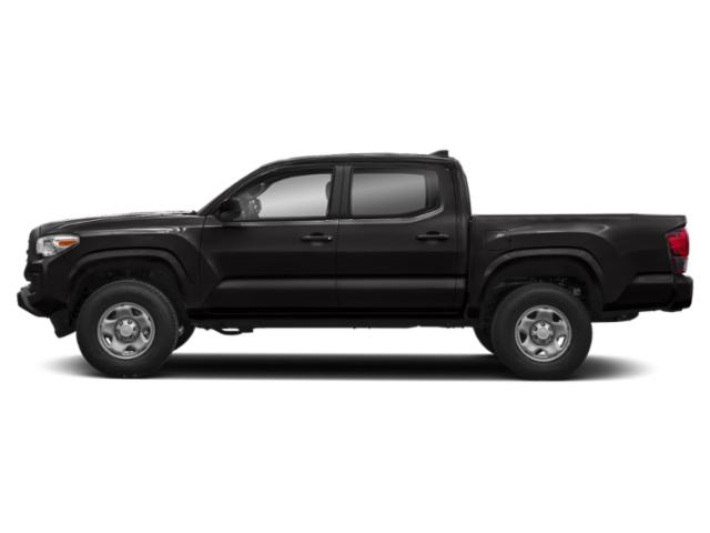 Magnetic Gray Metallic 2019 Toyota Tacoma 2WD Pictures Tacoma 2WD SR Double Cab 5' Bed I4 AT photos side view