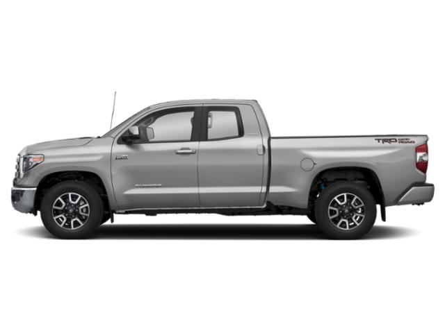 Silver Sky Metallic 2019 Toyota Tundra 4WD Pictures Tundra 4WD Limited Double Cab 6.5' Bed 5.7L photos side view