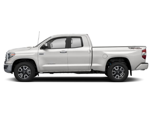 Super White 2019 Toyota Tundra 4WD Pictures Tundra 4WD Limited Double Cab 6.5' Bed 5.7L photos side view