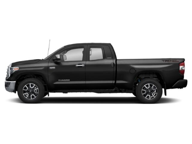 Midnight Black Metallic 2019 Toyota Tundra 4WD Pictures Tundra 4WD Limited Double Cab 6.5' Bed 5.7L photos side view