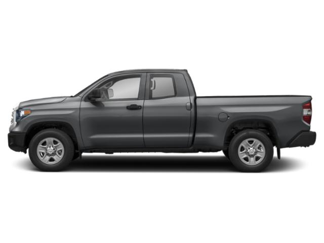 Cement Gray 2019 Toyota Tundra 4WD Pictures Tundra 4WD SR5 Double Cab 6.5' Bed 4.6L photos side view