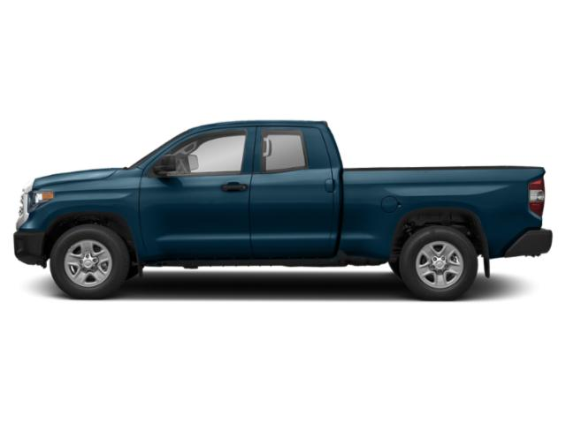 Cavalry Blue 2019 Toyota Tundra 4WD Pictures Tundra 4WD SR5 Double Cab 6.5' Bed 4.6L photos side view