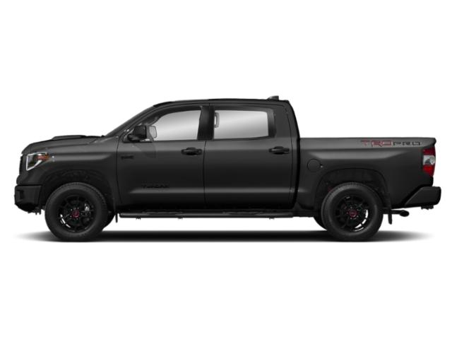 Midnight Black Metallic 2019 Toyota Tundra 4WD Pictures Tundra 4WD TRD Pro CrewMax 5.5' Bed 5.7L photos side view