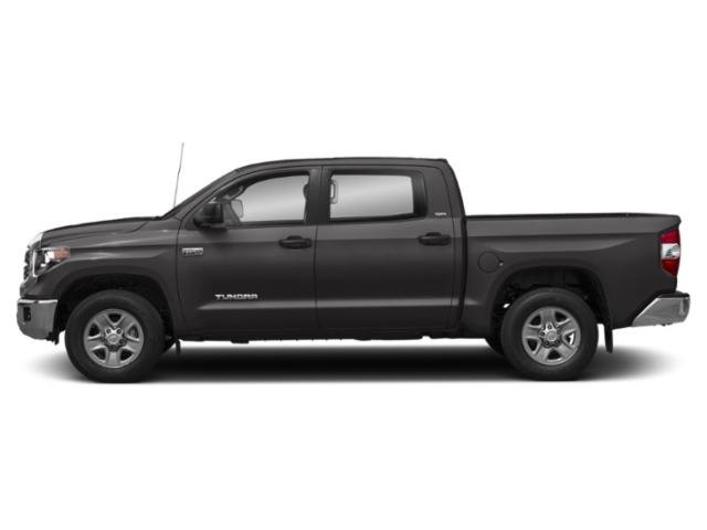 Magnetic Gray Metallic 2019 Toyota Tundra 4WD Pictures Tundra 4WD SR5 CrewMax 5.5' Bed 5.7L FFV photos side view