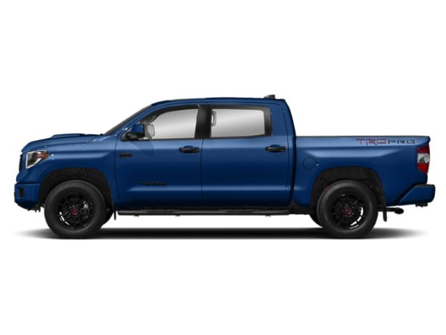 Voodoo Blue 2019 Toyota Tundra 4WD Pictures Tundra 4WD TRD Pro CrewMax 5.5' Bed 5.7L photos side view