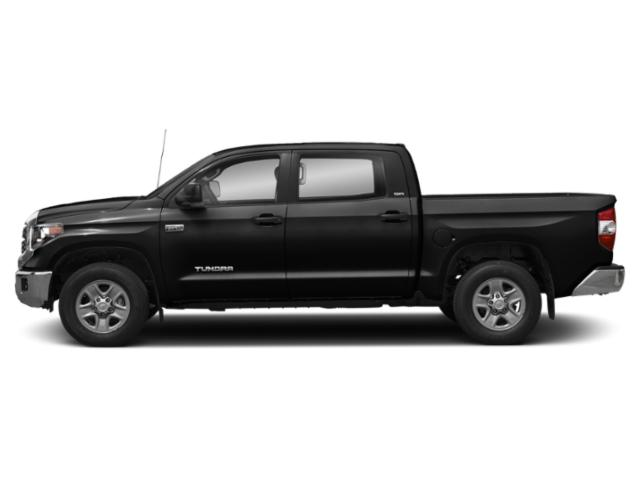 Midnight Black Metallic 2019 Toyota Tundra 4WD Pictures Tundra 4WD SR5 CrewMax 5.5' Bed 5.7L FFV photos side view