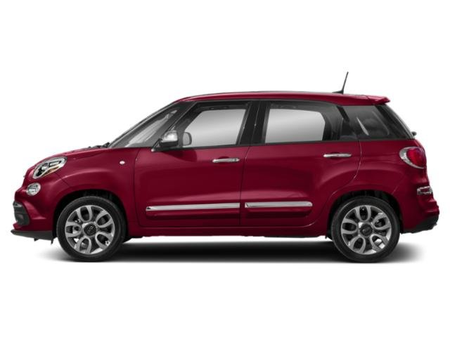 Rosso (Red) 2020 FIAT 500L Pictures 500L Pop Hatch photos side view