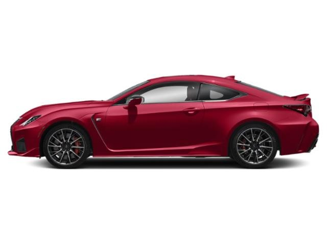 Infrared 2020 Lexus RC F Pictures RC F RC F RWD photos side view
