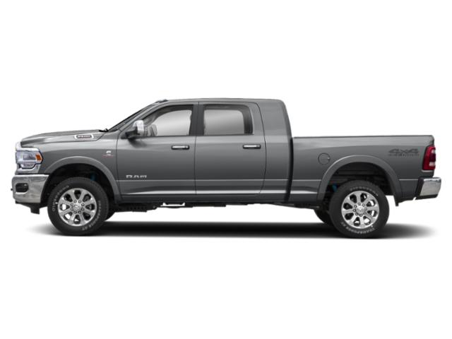 Billet Silver Metallic Clearcoat 2020 Ram Truck 2500 Pictures 2500 Lone Star 4x4 Mega Cab 6'4 Box photos side view