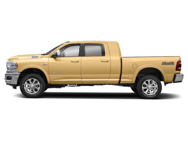 Light Cream 2020 Ram Truck 2500 Pictures 2500 Lone Star 4x4 Mega Cab 6'4 Box photos side view