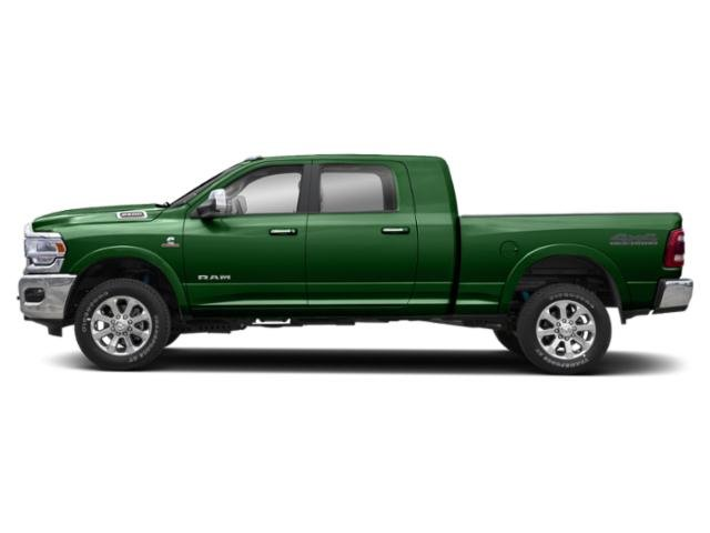 Tree Green 2020 Ram Truck 2500 Pictures 2500 Lone Star 4x4 Mega Cab 6'4 Box photos side view