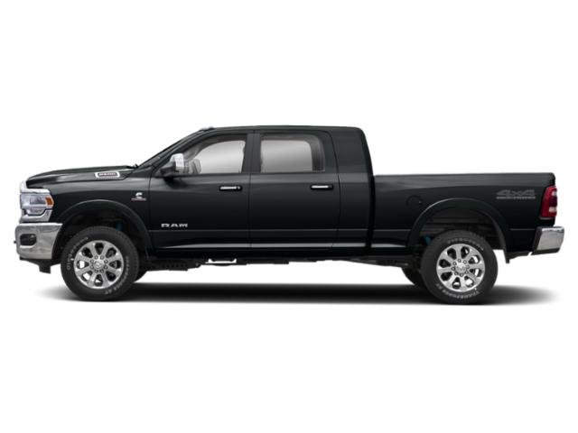 Maximum Steel Metallic Clearcoat 2020 Ram Truck 2500 Pictures 2500 Lone Star 4x4 Mega Cab 6'4 Box photos side view