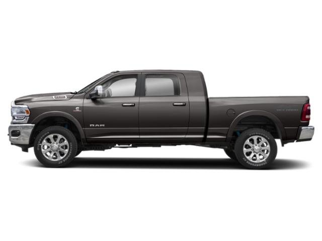 Granite Crystal Metallic Clearcoat 2020 Ram Truck 2500 Pictures 2500 Lone Star 4x4 Mega Cab 6'4 Box photos side view