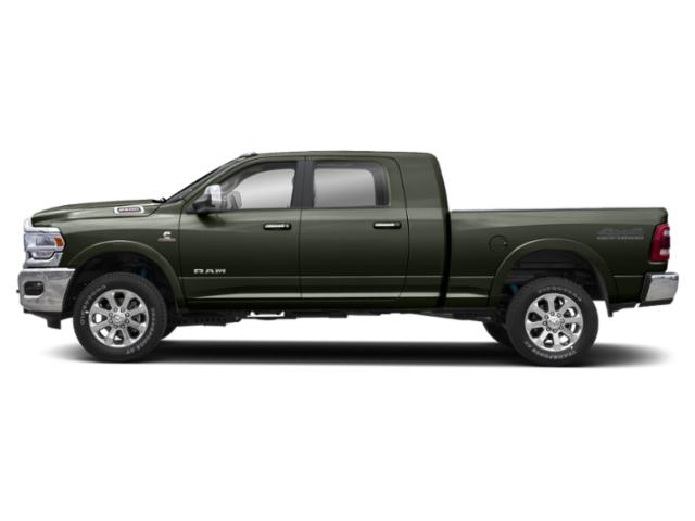 Olive Green Pearlcoat 2020 Ram Truck 2500 Pictures 2500 Lone Star 4x4 Mega Cab 6'4 Box photos side view