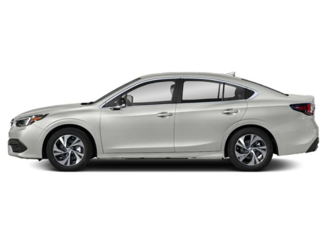 Crystal White Pearl 2020 Subaru Legacy Pictures Legacy CVT photos side view