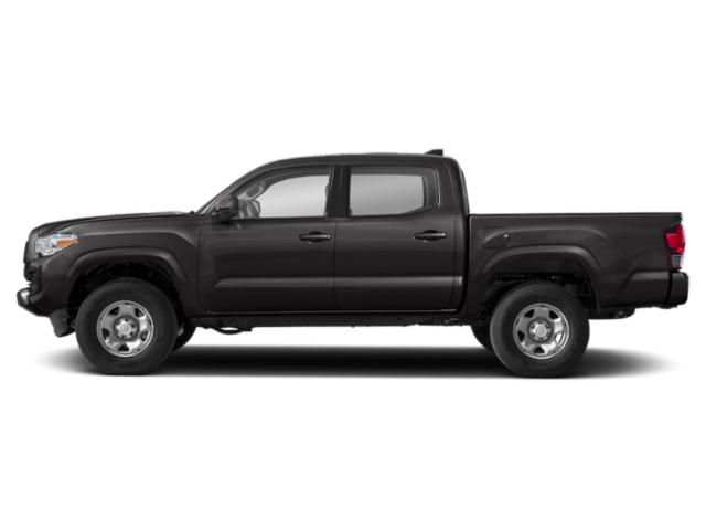 Magnetic Gray Metallic 2020 Toyota Tacoma 4WD Pictures Tacoma 4WD TRD Off Road Double Cab 6' Bed V6 AT photos side view