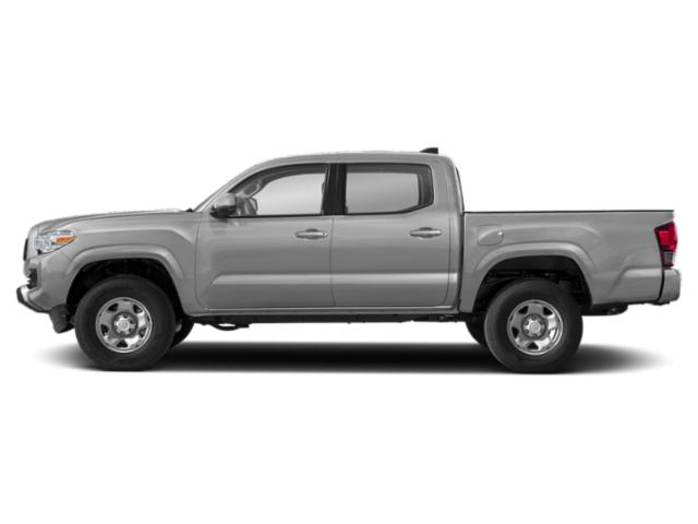 Silver Sky Metallic 2020 Toyota Tacoma 4WD Pictures Tacoma 4WD TRD Off Road Double Cab 6' Bed V6 AT photos side view