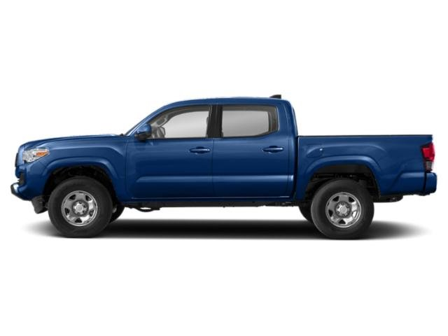 Voodoo Blue 2020 Toyota Tacoma 4WD Pictures Tacoma 4WD TRD Off Road Double Cab 6' Bed V6 AT photos side view