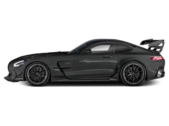 designo Selenite Grey Magno 2021 Mercedes-Benz AMG GT Pictures AMG GT AMG GT Black Series Coupe photos side view