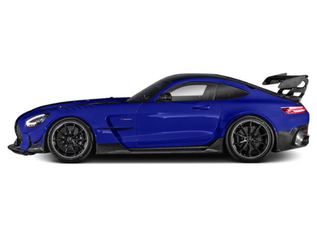designo Brilliant Blue Magno 2021 Mercedes-Benz AMG GT Pictures AMG GT AMG GT Black Series Coupe photos side view