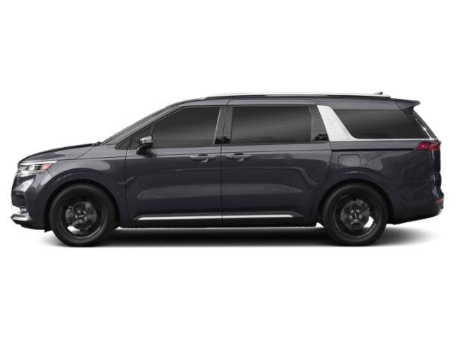 Pantera Metal 2022 Kia Carnival Pictures Carnival LX FWD photos side view