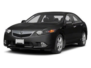 Crystal Black Pearl 2010 Acura TSX Pictures TSX Sedan 4D photos front view