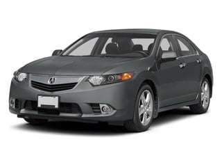 Grigio Metallic 2010 Acura TSX Pictures TSX Sedan 4D Technology photos front view