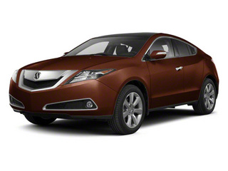 Ionized Bronze Metallic 2010 Acura ZDX Pictures ZDX Utility 4D Technology AWD photos front view