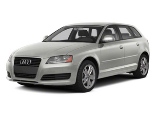 Ice Silver Metallic 2010 Audi A3 Pictures A3 Hatchback 4D 2.0T Quattro photos front view