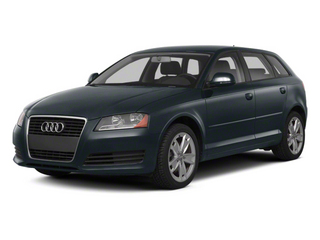 Meteor Gray Pearl 2010 Audi A3 Pictures A3 Hatchback 4D 2.0T Quattro photos front view