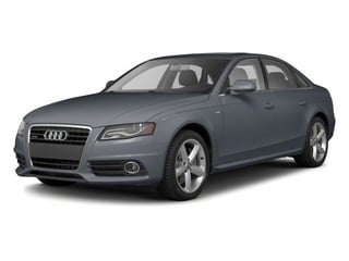 Meteor Gray Pearl 2010 Audi A4 Pictures A4 Sedan 4D 2.0T Quattro photos front view