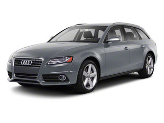 Ice Silver Metallic 2010 Audi A4 Pictures A4 Wagon 4D 2.0T Avant Quattro photos front view