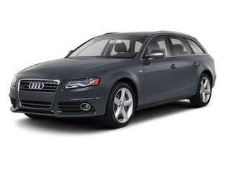 Meteor Gray Pearl 2010 Audi A4 Pictures A4 Wagon 4D 2.0T Avant Quattro photos front view