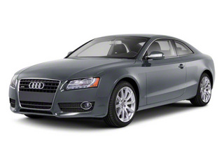 Meteor Gray Pearl 2010 Audi A5 Pictures A5 Coupe 2D Quattro Prestige photos front view