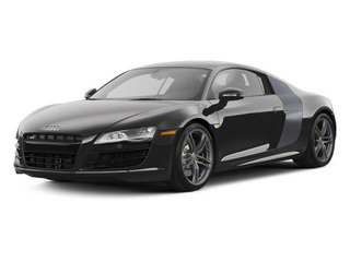 Lava Gray Pearl With Quartz Gray Sideblades 2010 Audi R8 Pictures R8 2 Door Coupe Quattro 5.2l (manual) photos front view