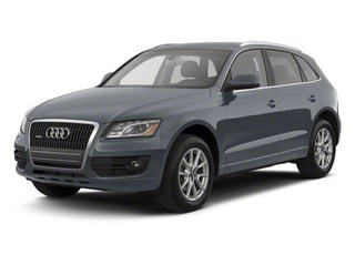 Meteor Gray Pearl 2010 Audi Q5 Pictures Q5 Utility 4D 3.2 Prestige S-Line AWD photos front view