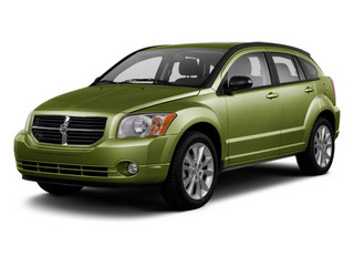 Optic Green Metallic 2010 Dodge Caliber Pictures Caliber Wagon 4D SE photos front view