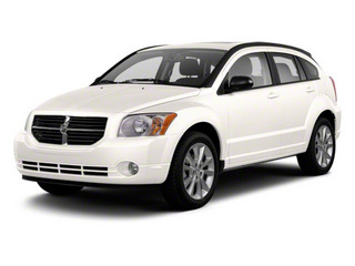 Stone White 2010 Dodge Caliber Pictures Caliber Wagon 4D SE photos front view