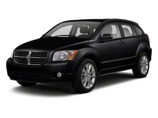 Brilliant Black Crystal Pearl 2010 Dodge Caliber Pictures Caliber Wagon 4D SE photos front view