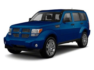 Deep Water Blue Pearl 2010 Dodge Nitro Pictures Nitro Utility 4D SE 2WD photos front view