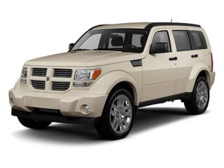 Light Sandstone Metallic 2010 Dodge Nitro Pictures Nitro Utility 4D SXT 4WD photos front view