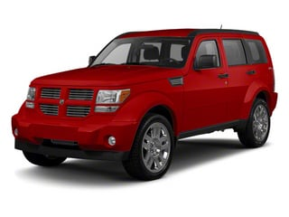 Inferno Red Crystal Pearl 2010 Dodge Nitro Pictures Nitro Utility 4D SE 2WD photos front view