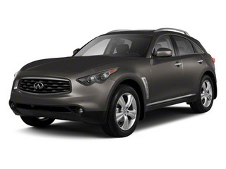Platinum Graphite 2010 INFINITI FX35 Pictures FX35 FX35 AWD photos front view