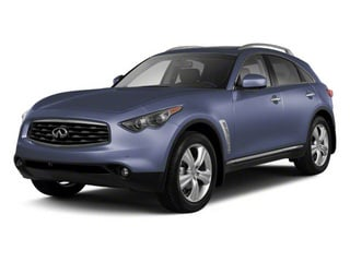 Blue Slate 2010 INFINITI FX35 Pictures FX35 FX35 AWD photos front view