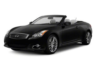 Black Obsidian 2010 INFINITI G37 Convertible Pictures G37 Convertible Convertible 2D 6 Spd photos front view