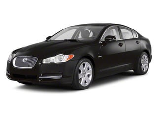 Pearl Grey 2010 Jaguar XF Pictures XF Sedan 4D Supercharged photos front view