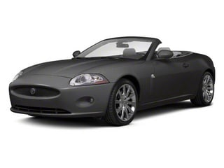 Pearl Grey 2010 Jaguar XK Pictures XK Convertible XKR Supercharged photos front view