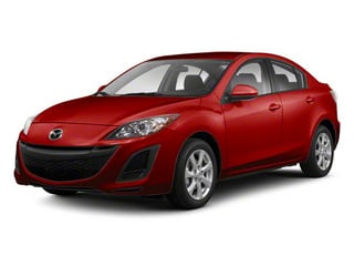 Velocity Red Mica 2010 Mazda Mazda3 Pictures Mazda3 Sedan 4D s photos front view